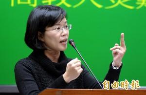 WHA邀請函辱主權 蘇巧慧:馬政府屈從中國的結果