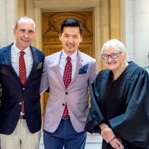 美駐上海總領事辦同性婚 他親口證實配偶是台灣人