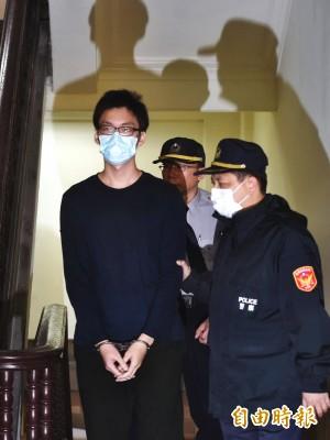 鄭捷被判4個死刑 史上第2多