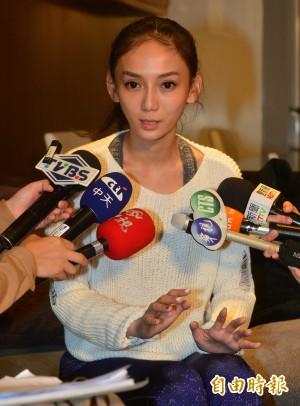 劉喬安認了跨國仲介賣淫 獲解除限制出境