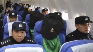 大馬案32名台嫌 中國官媒:皆已認罪