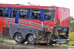 德州高速公路重大車禍 至少8死44傷