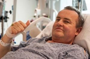 全美首例! 癌男完成陰莖移植手術