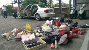 苗縣客家圓樓停車場竊案 男子被逮送辦