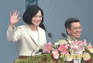 蔡英文就職演說 中國官媒「乾稿」冷處理