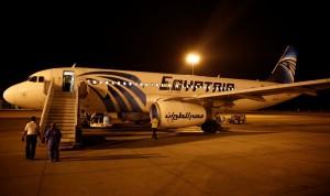 埃航班機疑被放炸彈 戴高樂機場地勤、安檢人員遭調查
