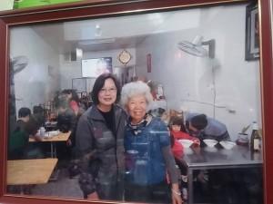 蔡英文最愛的肉圓 70歲婆婆每天現做