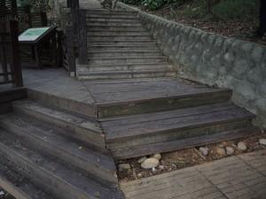 遊客沒公德心!竹北鳳崎步道屢遭越野機車闖入