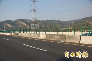 政府擬國道橫向收費 蔡培慧:反對國6收費