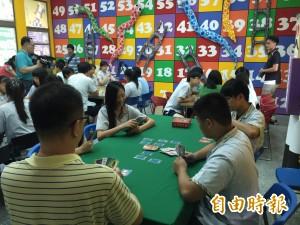 桌遊融入教學 屏東中正國中學生樂在其中