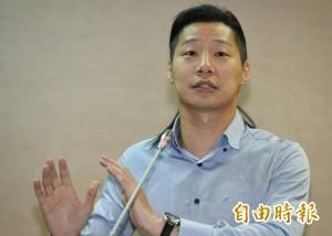 林昶佐:蔣介石政權不代表中國 更不代表台灣