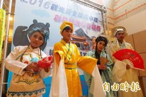 全台高中職學生互飆創意 說學逗唱導覽台灣風光