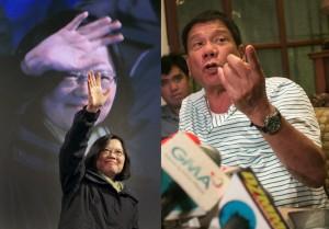 台、菲選出新總統 美媒:中國緊張了