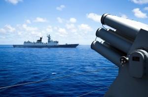 要南海變自家後院池塘 英媒:中國不惜與美開戰