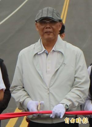 花蓮市長田智宣逝世 段宜康悲痛:正直善良的人走了