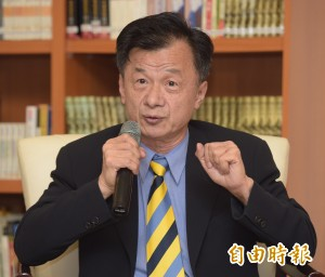 邱太三支持「同性伴侶法」 伴侶盟:隔離不是平等