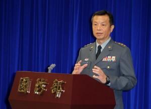 上校陳中吉 內定接任國防部發言人