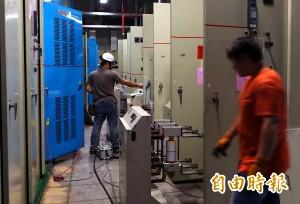 桃機二航廈電力完成修復 6點前恢復8成空調