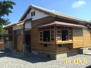 台東翻修日式老屋 歡迎文創產業進駐