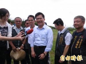 阿扁特赦案 林佳龍:小英總統會做妥善處理