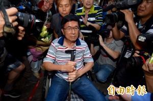 沒他就沒小英   汪潔民:阿扁是台灣最值得尊敬的人