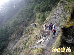 台中市政會議通過 強行登山者自付搜救費