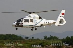 中國海監直升機舟山墜毀 晚間發現機骸4人罹難