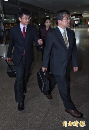 國寶總裁涉中信案聲押 庭訊結束評議中