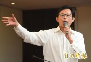 勇敢自稱台灣! 黃國昌:自己都不說誰會幫你?