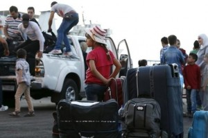 黎巴嫩難民煉獄 女孩賣淫陪睡雇主