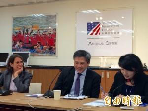 AIT否定「台灣民政府」證件效力