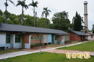 善化糖廠日式舊宿舍 重新整修風華再現