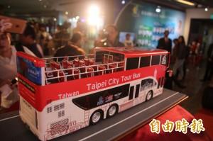 台北市雙層巴士 拚年底前上路