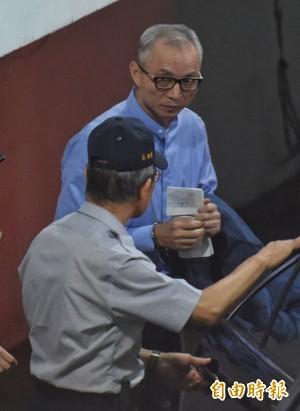 涉中信國寶弊案 特偵組提訊國寶總裁朱國榮