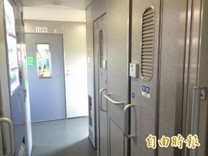 受困廁所燒衛生紙求救 高鐵:拍門叫列車長即可