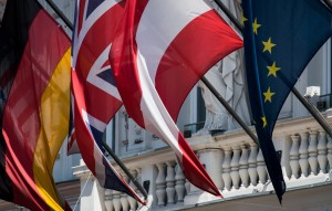 英國昨公投脫歐 卻被中國網友酸是「胡鬧民主」
