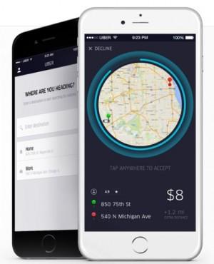 Uber明將推「順風車」服務 提倡共乘機制