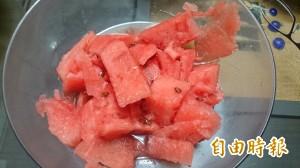 西瓜、桃子一起吃恐致命?中醫師這麼說