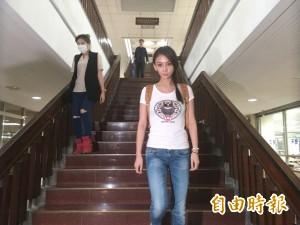 涉跨國仲介賣淫案 劉喬安出庭改口求輕判拘役