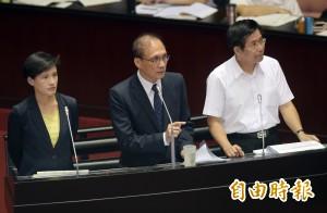 吳志揚提勞工也發國旅卡 被林全當場打槍