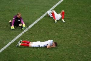 歐洲盃英國輸冰島 媒體狠酸4天內「脫歐」兩次