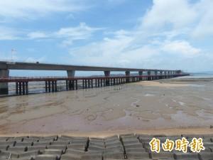 金門大橋工程落後 國工局正式宣布接管