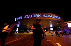 土國機場驚傳爆炸 台旅遊團千名旅客均安