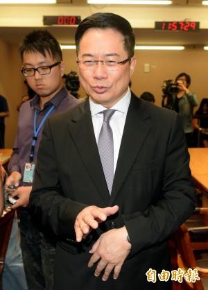 被質疑洩密爆料 蔡正元反問:這算秘密嗎?