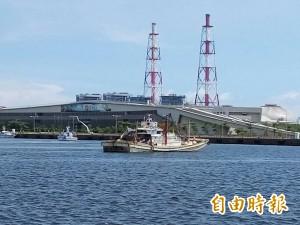 林錫耀向船難家屬致歉 證實船難與飛彈有關