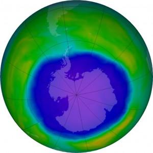 南極臭氧層破洞縮小中 2050年有望癒合
