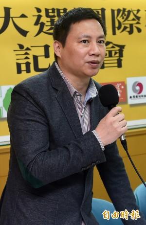 飛彈誤射引關注 王丹:蔡政府面臨嚴峻形勢
