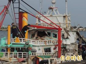 陸委會通報中國誤射事件  截至深夜無回應