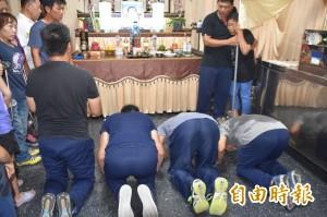 誤射官兵爬進靈堂瞻仰遺容  葉毓蘭:比送軍法嚴厲百倍