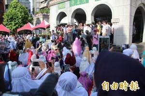 迎接開齋節 柯P:台灣是對穆斯林最友善的國家